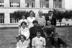 Clare House poss 1955