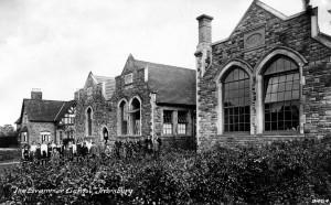Thornbury Grammar School 1925-30