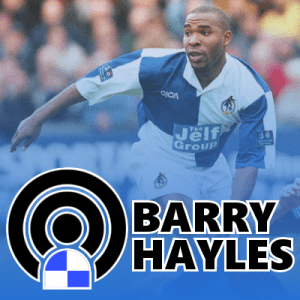 Barry Hayles interview - Bristol Rovers legend