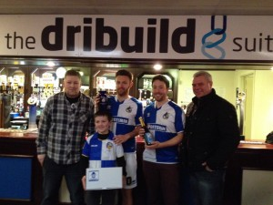 Matty Taylor Man Of The Match Hartlepool United FFSC