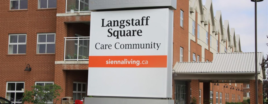 Langstaff Square Care Community<br />July 20 2019.