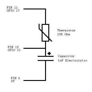 Simple Thermometer Using RC Circuit | Thorn IT Solutions