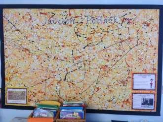 Jackson Pollock: Y1