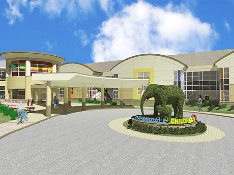 Blythedale Children's Hospital Modernization - Thornton ...