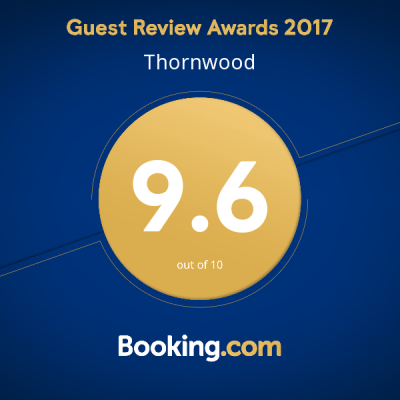 Thornwood- Bookingscom-GuestReview2017