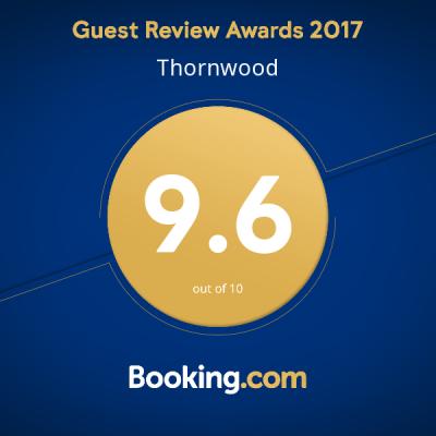 2017 Bookings.com Reward