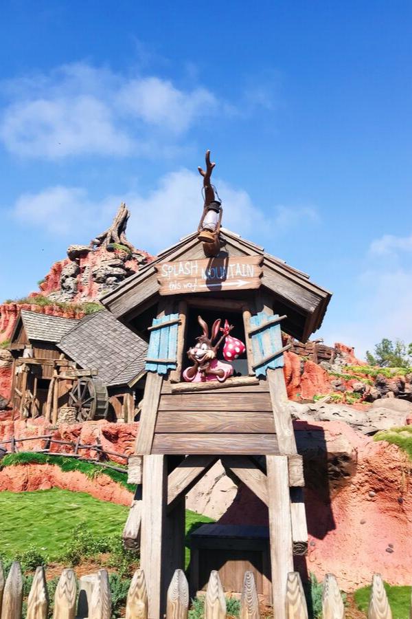 Disney Vacation Planning Splash Mountain FastPass