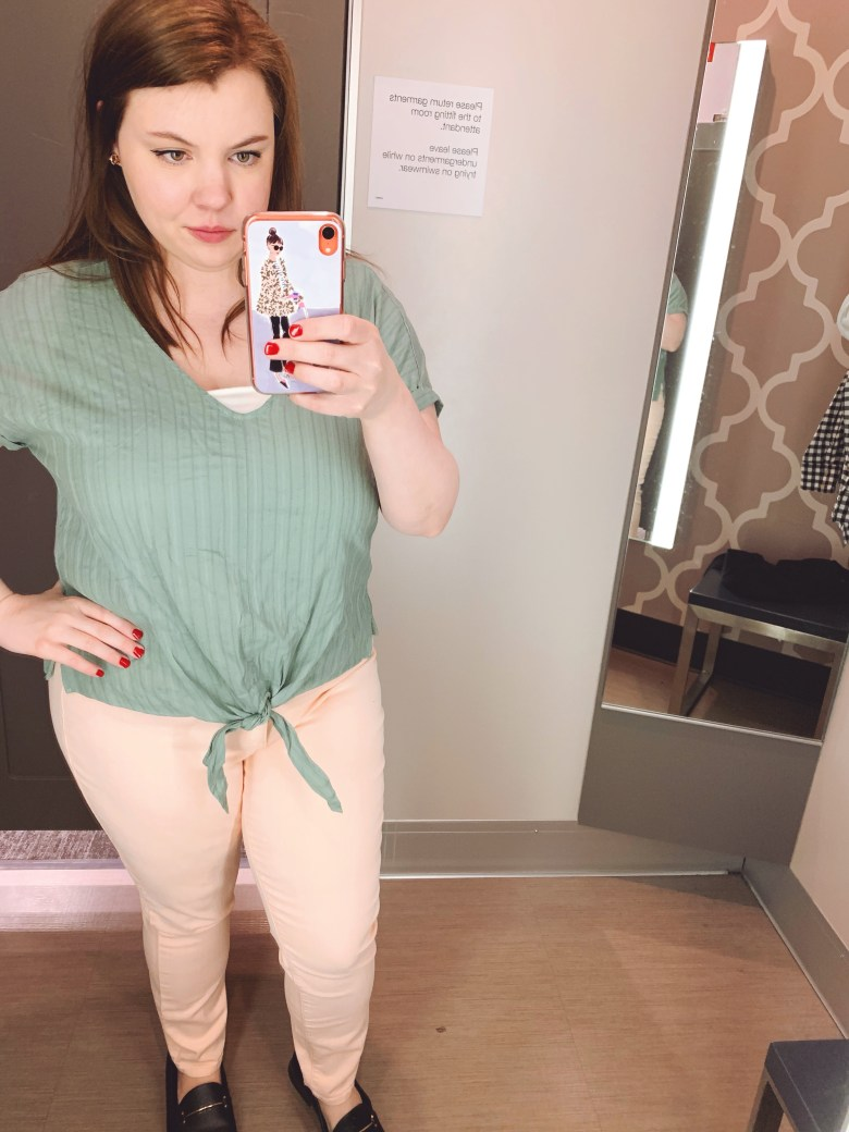 Target's spring clothing line is out and I tried on a few pieces and shared my thoughts. Target Style. Affordable Fashion. Clothing Try On. Clothing Haul. Spring Fashion.