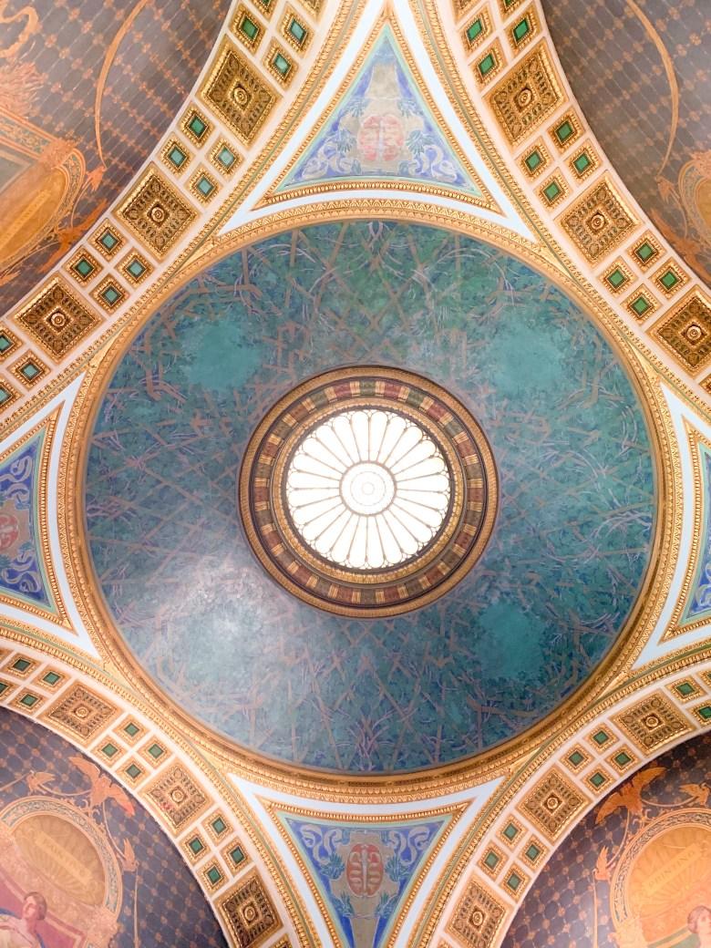 Art Museum Ceiling
