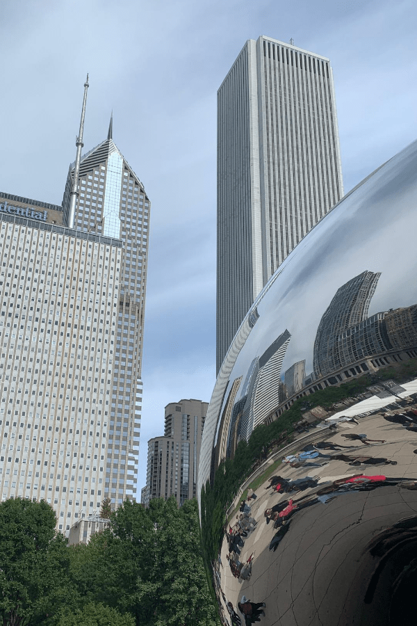 Chicago Travel Guide Cloud Gate The Bean