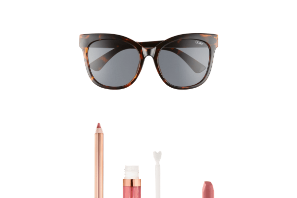 What I actually purchase from the Nordstrom Anniversary Sale - Sunglasses and Lipcolor