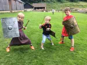 Chedworth - Romans