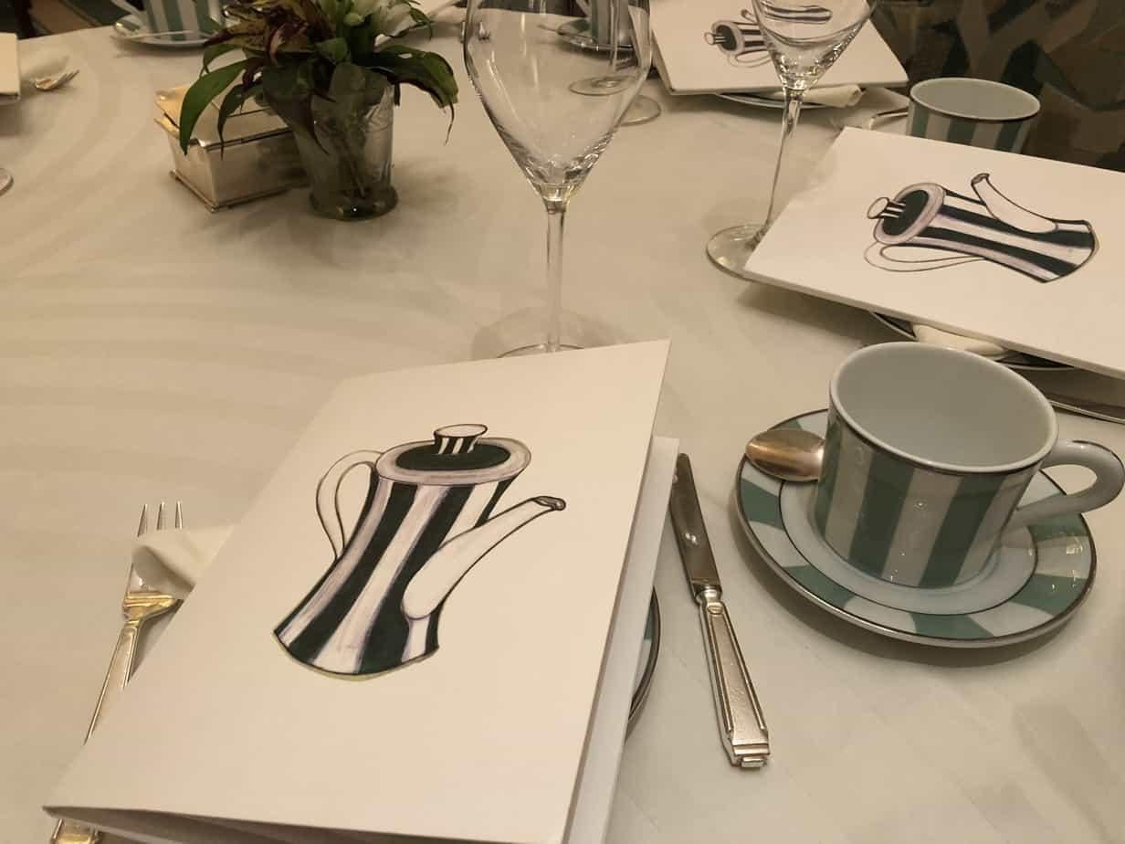 Claridge's Afternoon Tea