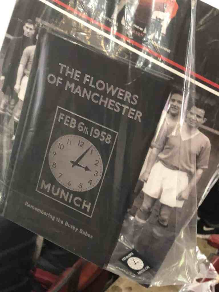 The Flowers of Manchester