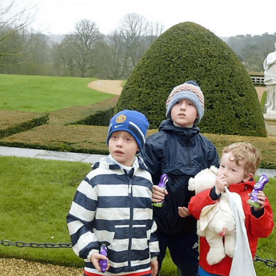 National Trust Cadbury Easter Egg Hunt