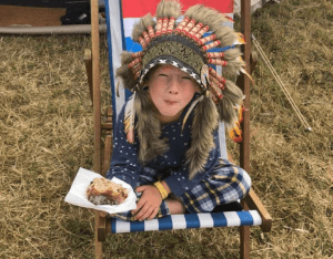 Top tips for surviving a music festival with kids