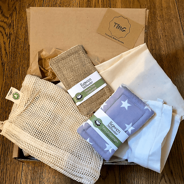 Zero Waste Kitchen Basics Box