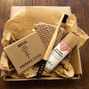 Zero Waste Basics Box for Him