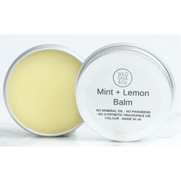 Mint and Lemon Balm