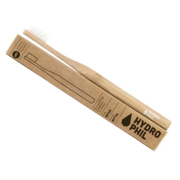 Bamboo toothbrush plastic free
