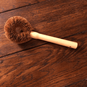 Coconut Hair Washing Up Brush