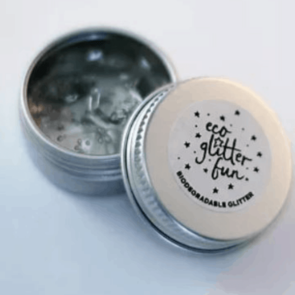 Plastic Free Festival Kit with Eco Glitter