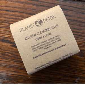 Planet Detox Natural Kitchen Cleaning Bar