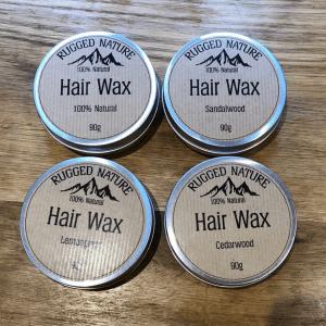 100% Natural Hair Wax