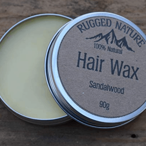 100% Natural Hair Wax