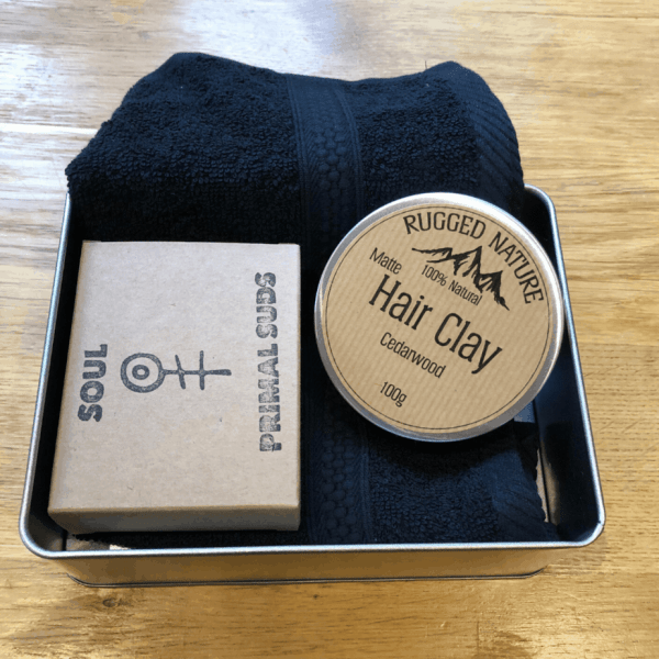 Plastic Free Men's Hair & Body