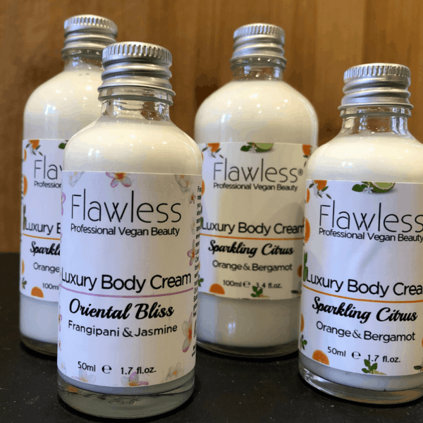 Plastic Free Body Cream from Flawless