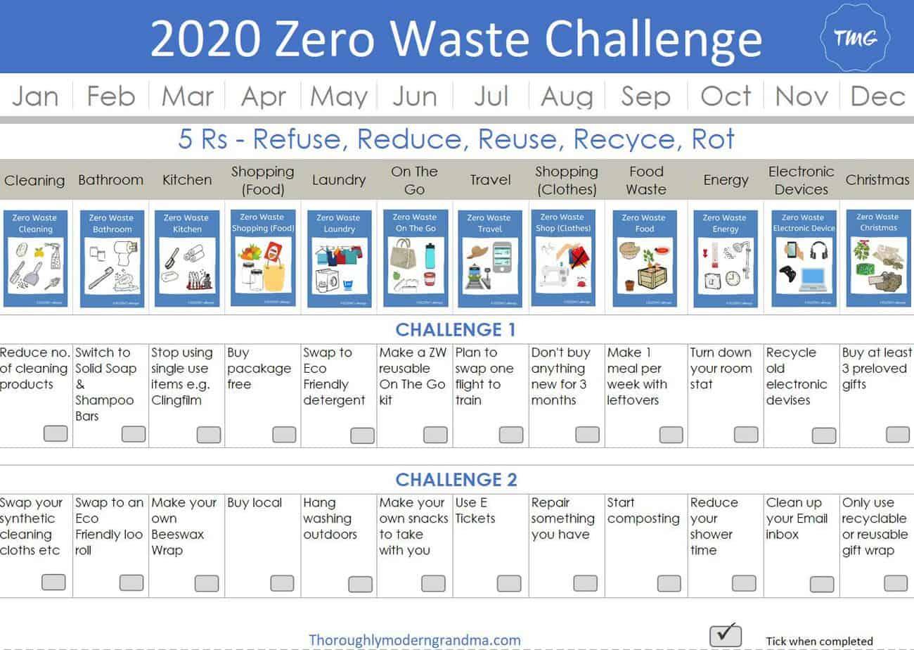 2020 ZW Challenge