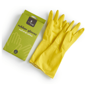 Natural Latex Household Rubber Gloves