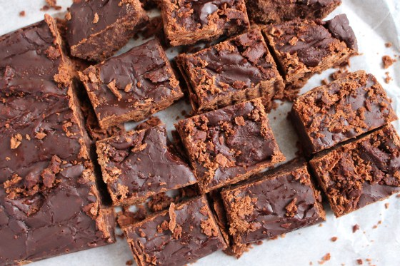 Sugary Chocolate Fudge   Gluten Free   Thoroughly Nourished Life