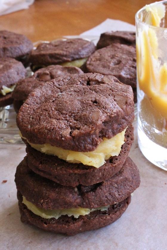 Chocolate Chip Shortbread Cookies 3