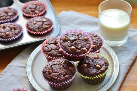 Mocha Banana Muffins   Gluten Free   Thoroughly Nourished Life