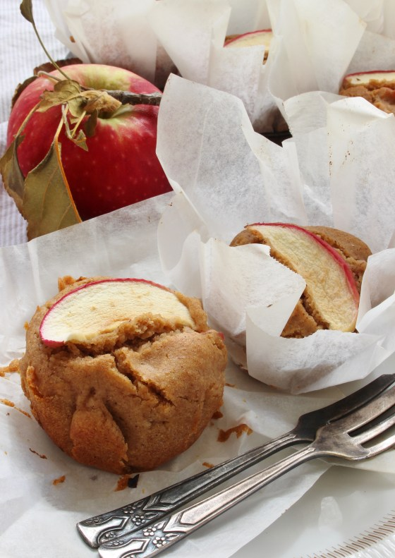 Ginger and Apple Muffins   Vegan   Gluten Free   Thoroughly Nourished Life