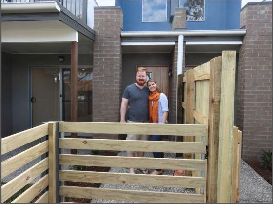 Chris and Amy house