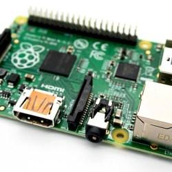 Raspberry Pi ohne Gehäuse