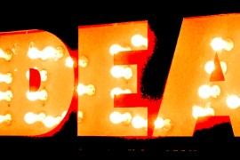 ideas-words-in-lights-light-bulbs-black-ornage-red-white-background