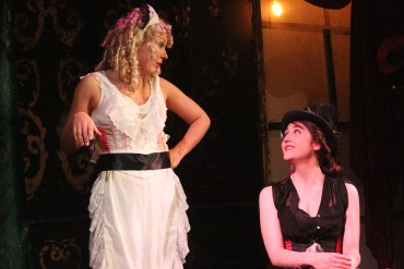 the-hope-theatre-review-girl-on-girl-lesbian-brilliant-play-stage-waitress-maid