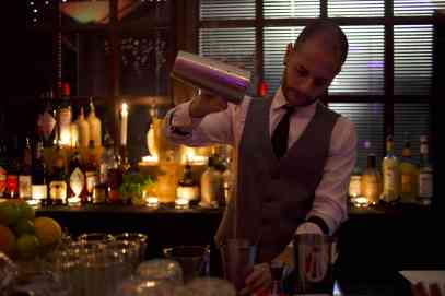 Bartender The Manhattan Club London