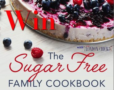 sarah-flower-giveaway-sugar-free-recipe-book-thoselondonchicks