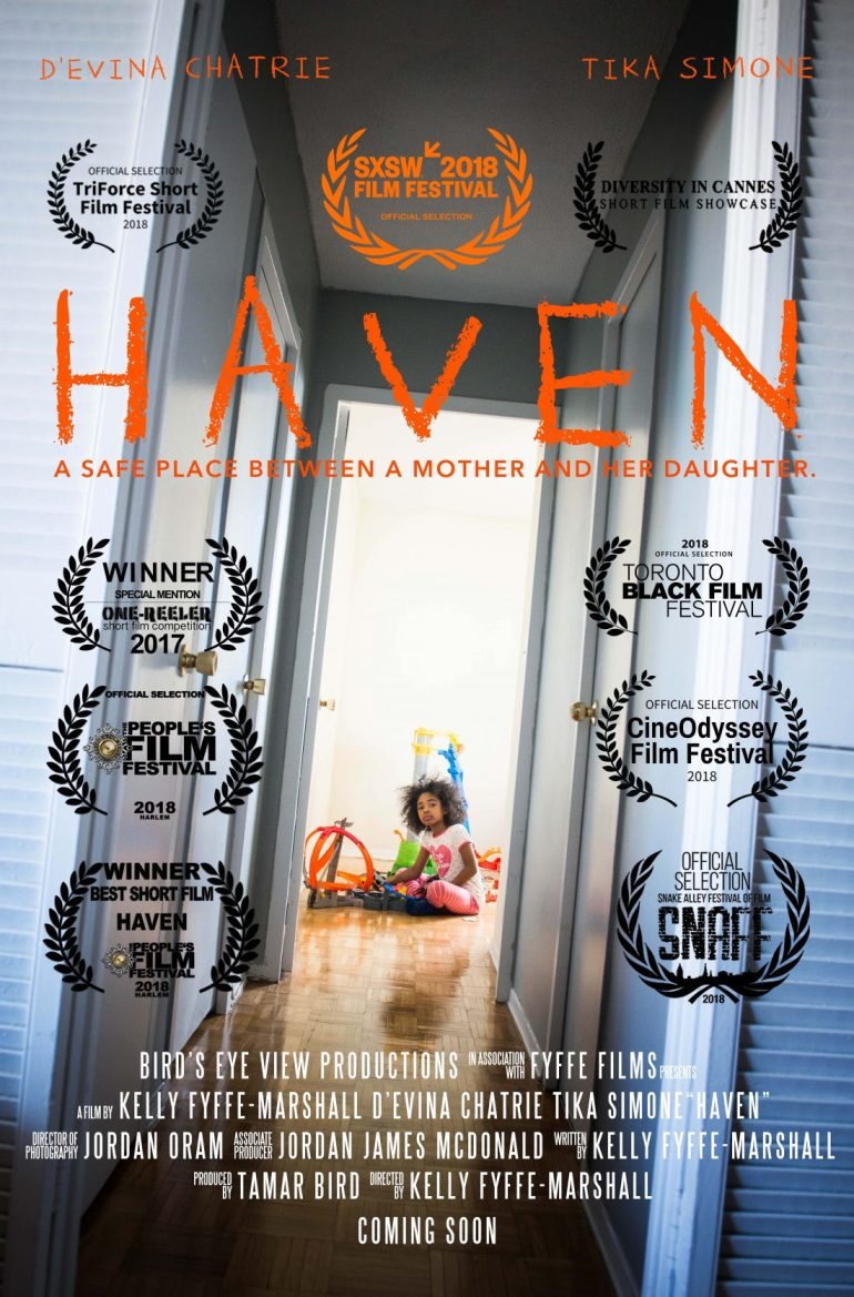 haven-poster-kelly-fyffe-marshall-chicks-chats-careers-thoselondonchicks