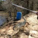Carp caught at Heads Creak Reservoir