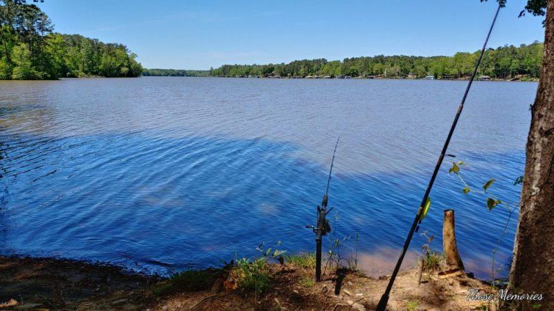 Fishing at Twin Bridges