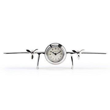 Aviator Table Clock $99.99