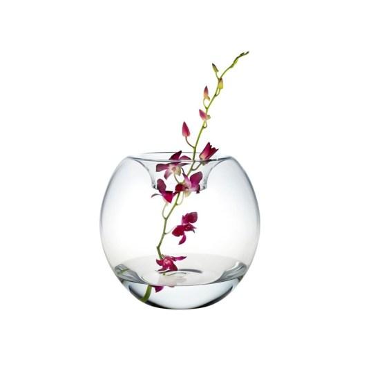 STAMEN Glass Vase Crystal $550.00