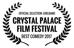 THOSE THREE GIRLS, COMEDY WRITER-PERFORMERS, LUCY BARNETT, CARLY SHEPPARD, SUSANNAH ADELE, CRYSTAL PALACE FILM FESTIVAL, CPIFF