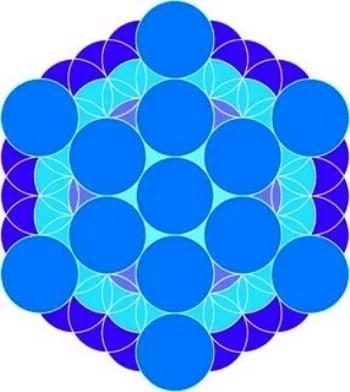 frutodavida Geometria Sagrada, a Flor da Vida e a Linguagem da Luz.